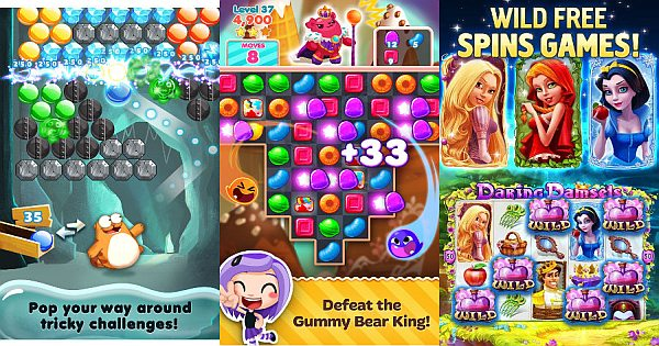 Viber Messaging App has also launched Viber Games